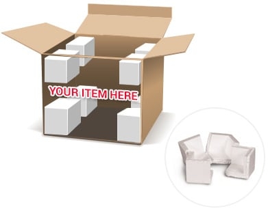 Package your items safely